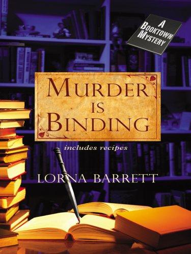 9781597227841: Murder Is Binding (Booktown Mysteries)