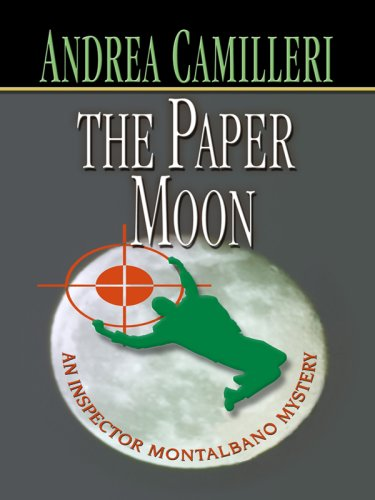 9781597228091: The Paper Moon (Inspector Montalbano Mysteries)
