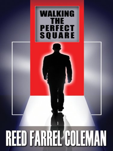 9781597228183: Walking the Perfect Square: A Moe Prager Mystery (Wheeler Large Print Book Series)