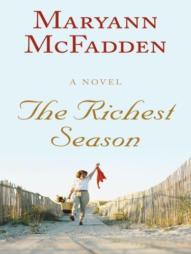 9781597228220: The Richest Season (Wheeler Large Print Book Series)