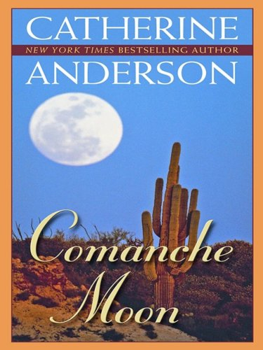 9781597228282: Comanche Moon (Wheeler Hardcover)