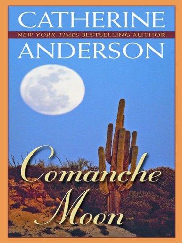 9781597228282: Comanche Moon (Wheeler Large Print Book Series)