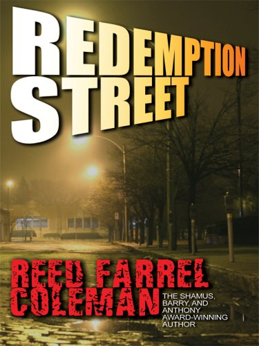 9781597228367: Redemption Street (Wheeler Large Print Book Series)