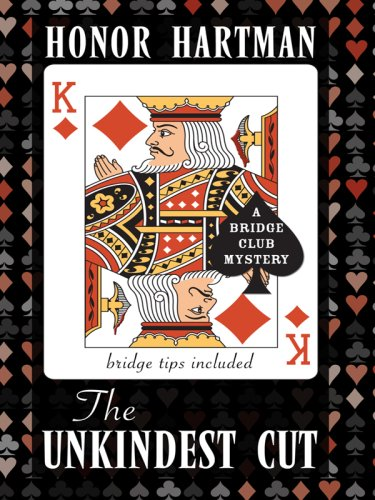 9781597228381: The Unkindest Cut (Wheeler Large Print Cozy Mystery)