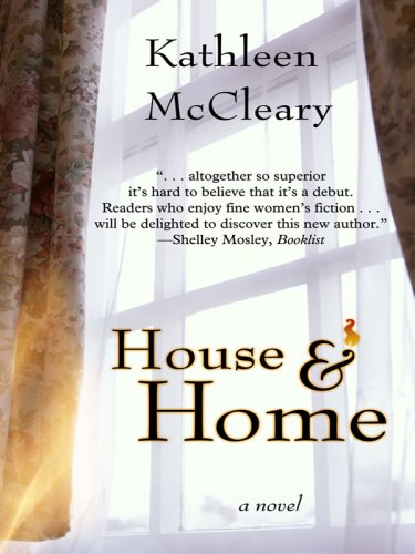 House and Home (Wheeler Hardcover): McCleary, Kathleen