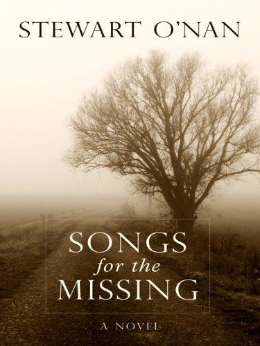 9781597228572: Songs for the Missing (Wheeler Hardcover)