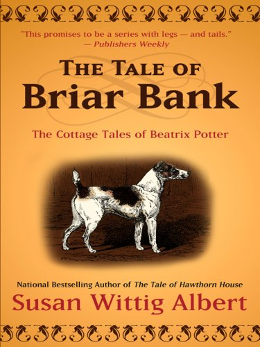 9781597228923: The Tale of Briar Bank (Wheeler Large Print Book Series)