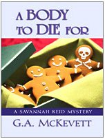 9781597228978: A Body to Die for (Savannah Reid Mystery)