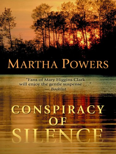 Conspiracy of Silence (Wheeler Hardcover): Powers, Martha