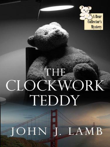 9781597229371: The Clockwork Teddy (Wheeler Large Print Cozy Mystery)