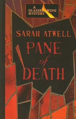 9781597229531: Pane of Death (Wheeler Large Print Cozy Mystery)