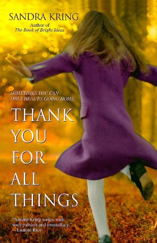 Thank You for All Things (Superior Collection): Kring, Sandra