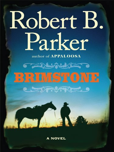 9781597229951: Brimstone (Wheeler Large Print Book Series)