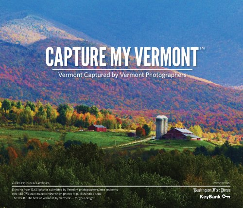 9781597253284: Capture My Vermont