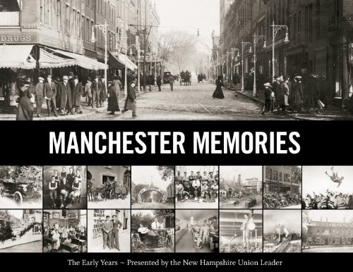 9781597253864: Manchester Memories: The Early Years
