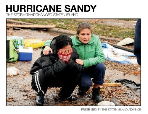 Hurricane Sandy: The Storm that Changed Staten Island: Staten Island Advance