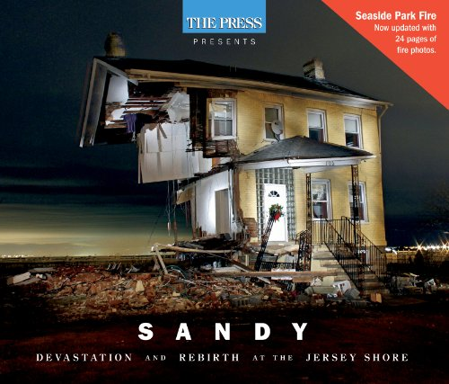 9781597254786: Sandy (Revised): Devastation and Rebirth at the Jersey Shore