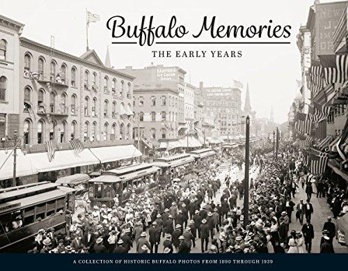 9781597255776: Buffalo Memories: The Early Years