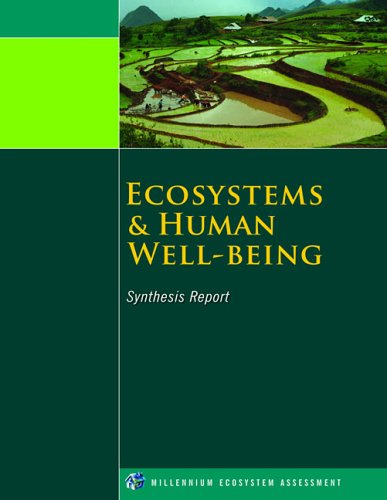 9781597260404: Ecosystems And Human Well-Being: Synthesis