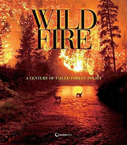 9781597260879: The Wildfire Reader: A Century of Failed Forest Policy
