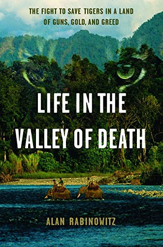 9781597261296: Life in the Valley of Death: The Fight to Save Tigers in a Land of Guns, Gold, and Greed