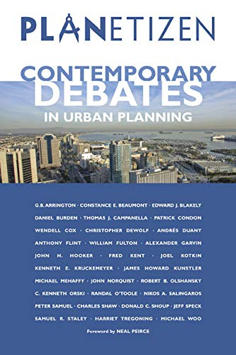 9781597261333: Planetizen's Contemporary Debates in Urban Planning