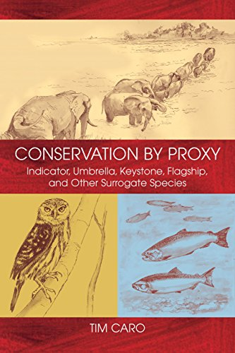 9781597261920: Conservation by Proxy: Indicator, Umbrella, Keystone, Flagship, and Other Surrogate Species