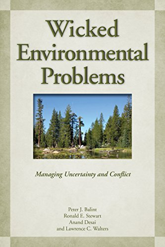 9781597264754: Wicked Environmental Problems: Managing Uncertainty and Conflict
