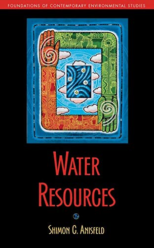 9781597264945: Water Resources (Foundations of Contemporary Environmental Studies Series)