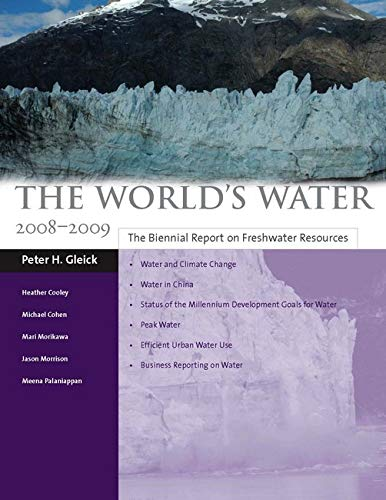 9781597265041: The World's Water 2008-2009: The Biennial Report on Freshwater Resources