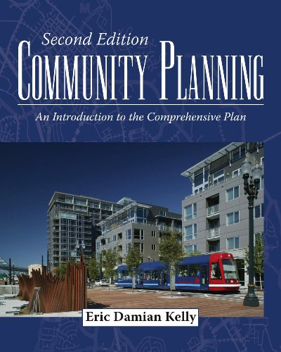 9781597265522: Community Planning: An Introduction to the Comprehensive Plan, Second Edition