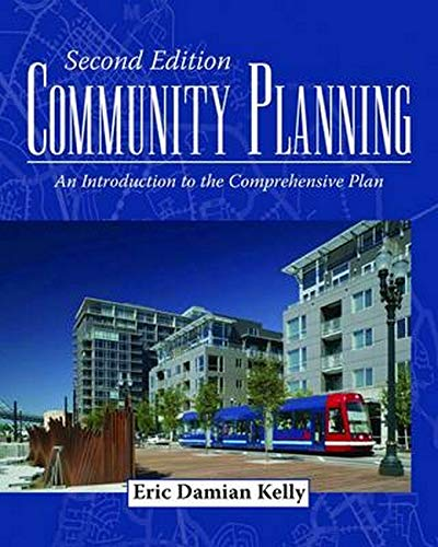 9781597265539: Community Planning: An Introduction to the Comprehensive Plan, Second Edition