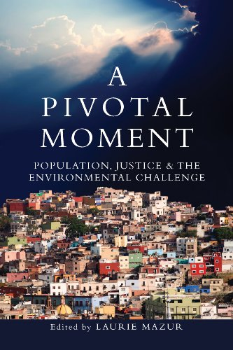 9781597266611: A Pivotal Moment: Population, Justice, and the Environmental Challenge