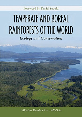 9781597266765: Temperate and Boreal Rainforests of the World: Ecology and Conservation