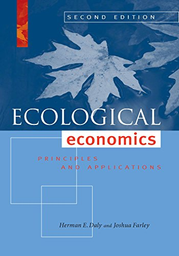 9781597266819: Ecological Economics, Second Edition: Principles and Applications