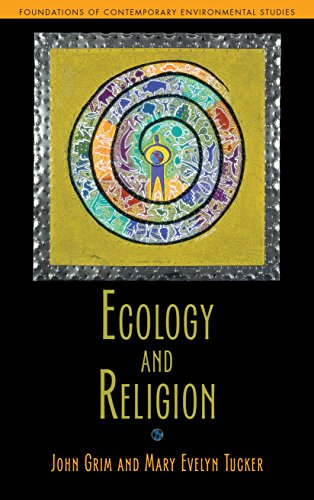 9781597267076: Ecology and Religion (Foundations of Contemporary Environmental Studies)