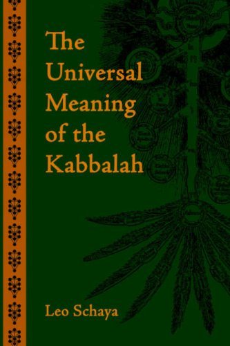 9781597310239: The Universal Meaning of the Kabbalah