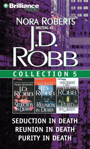 9781597370462: J. D. Robb Collection 5: Seduction in Death, Reunion in Death, and Purity in Death (In Death Series)