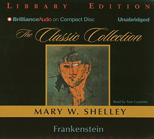 Frankenstein: Library Edition: Shelley, Mary Wollstonecraft/