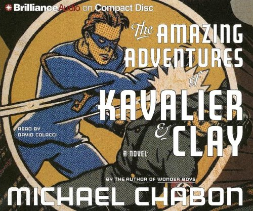 9781597371575: The Amazing Adventures of Kavalier & Clay