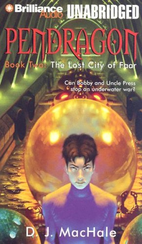 9781597372435: The Lost City of Faar (Pendragon Series)