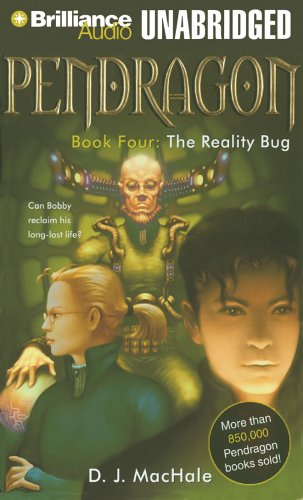 Pendragon, Book four,The Reality Bug - Unabridged Audio Book on Cassette