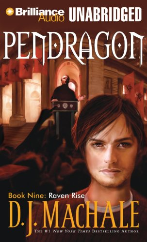 9781597373012: Raven Rise (Pendragon Series)