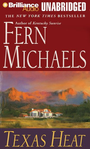Texas Heat (Texas Series): Michaels, Fern