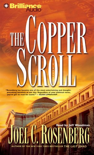 9781597376747: The Copper Scroll (Political Thrillers Series #4)