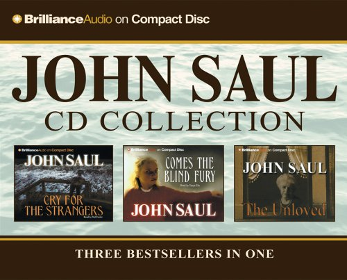 9781597377140: John Saul CD Collection 2: Punish the Sinners, When the Wind Blows, The Unwanted