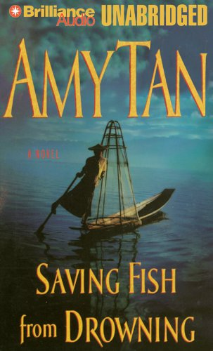 Saving Fish from Drowning (1597377295) by Amy Tan