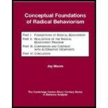 Conceptual Foundations of Radical Behaviorism: Jay Moore