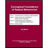 9781597380119: Conceptual Foundations of Radical Behaviorism