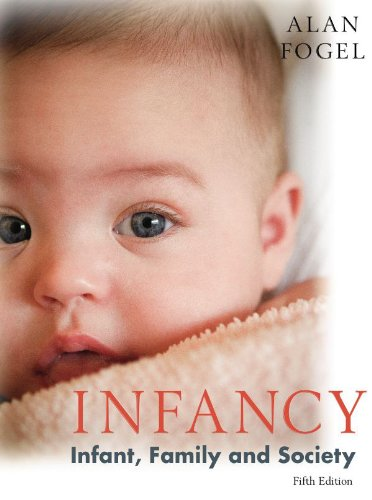 Infancy: Infant, Family, and Society: Alan Fogel
